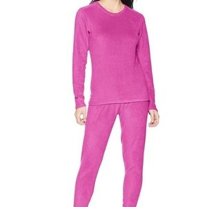 Fruit Of The Loom Womens 3XL Stretch Fleece Pajama